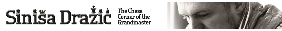 Sinisa Drazic - The Chess Corner of the Grandmaster